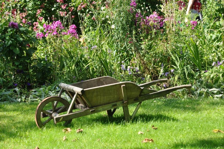 L orto giardino annalena inaugurato l 39 autunno scorso - L orto in giardino ...