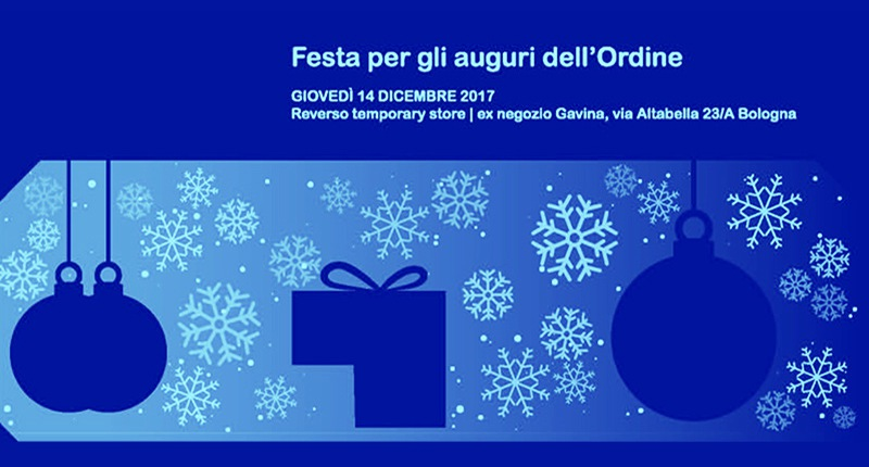 festa di natale di archibo gioved 14 dicembre buone notizie bologna. Black Bedroom Furniture Sets. Home Design Ideas