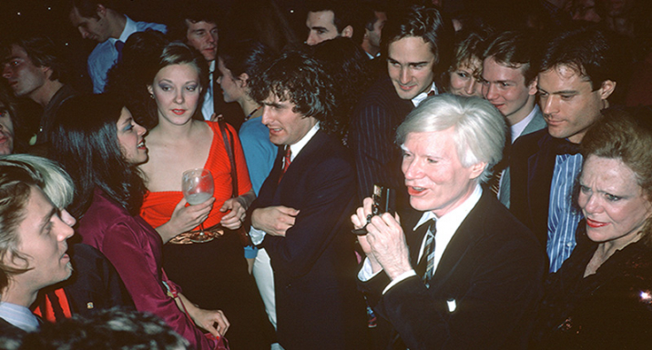08 Warhol At Studio 54 1978